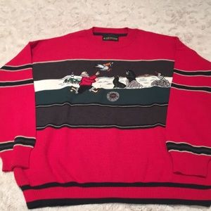 Il Granchio men's sweater